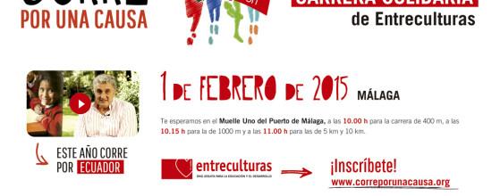 IV Edición de la Carrera Solidaria de Entreculturas